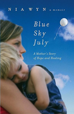 Blue Sky July Cover