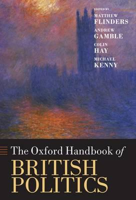 The Oxford Handbook of British Politics Cover Image