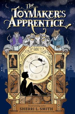 The Toymaker's Apprentice Cover