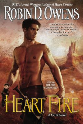 Heart Fire (A Celta Novel #13) Cover Image