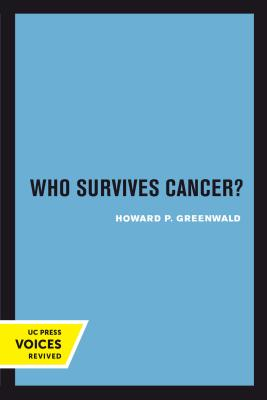 Cover for Who Survives Cancer?