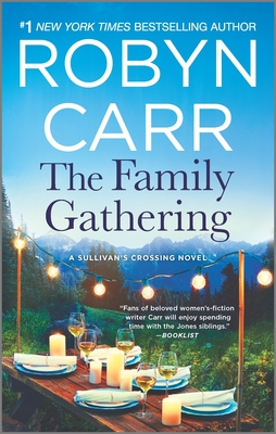 Cover for The Family Gathering (Sullivan's Crossing #3)