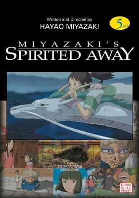 Spirited Away Film Comic, Vol. 5 (Spirited Away Film Comics #5) Cover Image