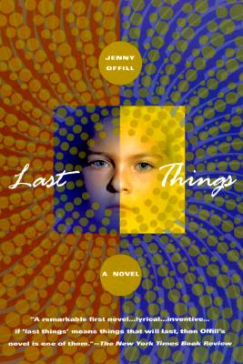 Last Things Cover