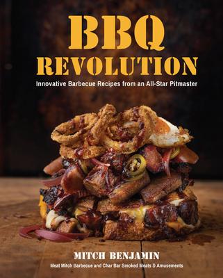 Cover for BBQ Revolution