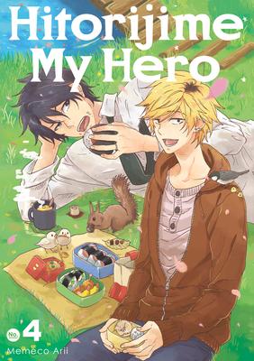 Hitorijime My Hero 4 Cover Image