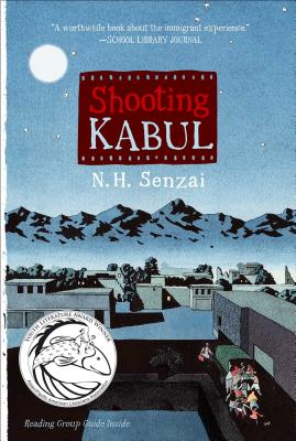 Shooting Kabul book cover