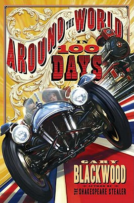 Around the World in 100 Days Cover Image