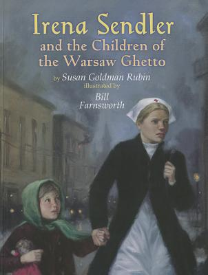 Cover for Irena Sendler and the Children of the Warsaw Ghetto