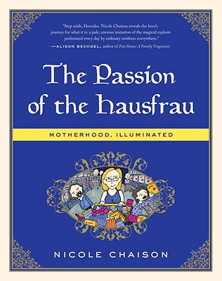 The Passion of the Hausfrau Cover
