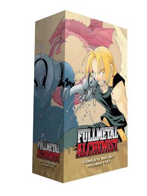 Fullmetal Alchemist Complete Box Set Cover