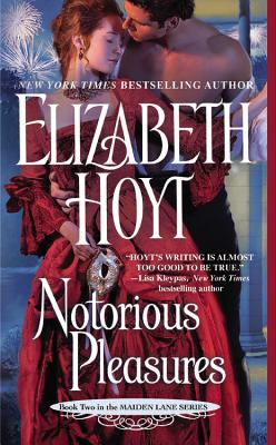 Notorious Pleasures (Maiden Lane #2) Cover Image