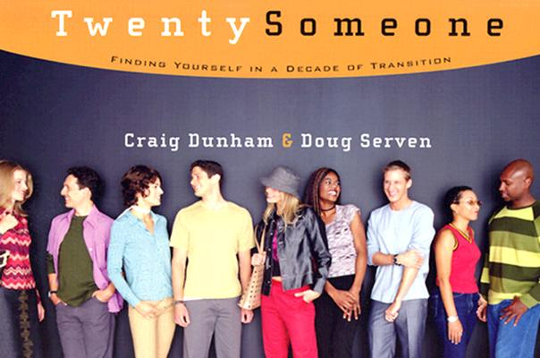Twentysomeone: Finding Yourself in a Decade of Transition Cover Image