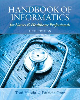 Handbook of Informatics for Nurses & Healthcare Professionals Cover Image