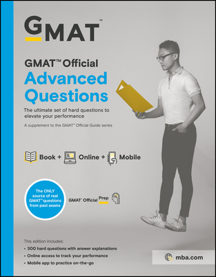 GMAT Official Advanced Questions Cover Image
