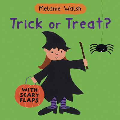 Trick or Treat? Cover Image
