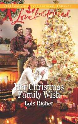 Her Christmas Family Wish Cover Image