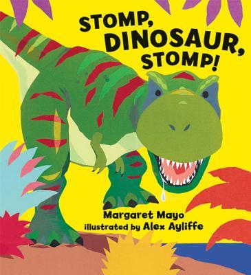 Stomp, Dinosaur, Stomp! Cover