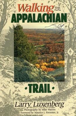 Walking the Appalachian Trail (Official Guides to the Appalachian Trail) Cover Image