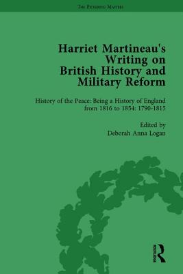 Harriet Martineau's Writing on British History and Military Reform, Vol 1 Cover Image