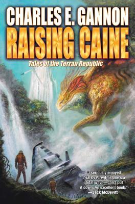 Raising Caine (Caine Riordan #3) Cover Image