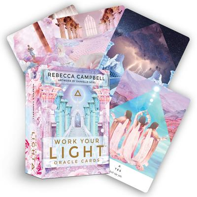 Work Your Light Oracle Cards: A 44-Card Deck and Guidebook Cover Image