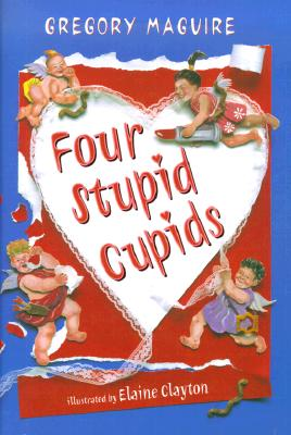 Four Stupid Cupids Cover