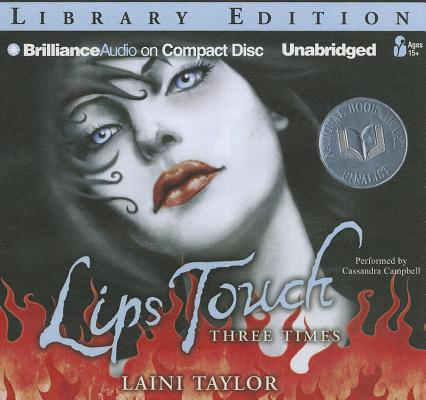 Lips Touch, Three Times Cover Image