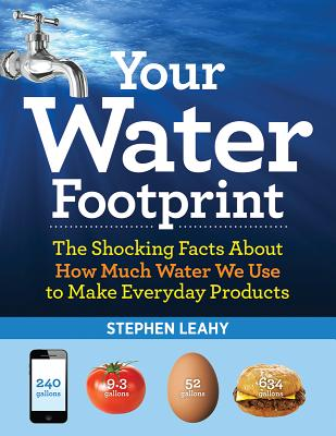 Your Water Footprint Cover