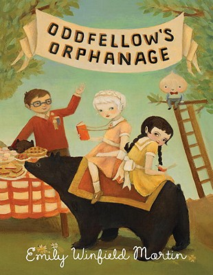 Oddfellow's Orphanage Cover