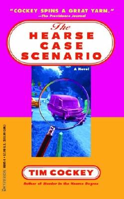 The Hearse Case Scenario Cover