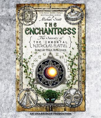 The Enchantress Cover