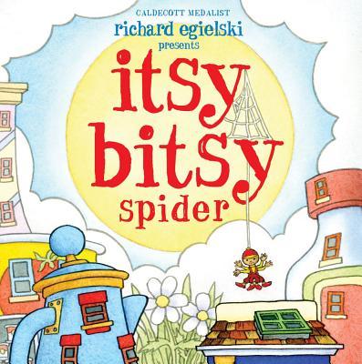 Itsy Bitsy Spider Cover