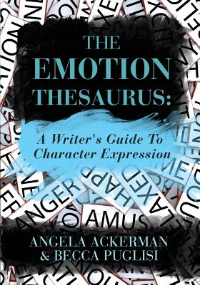 The Emotion Thesaurus Cover