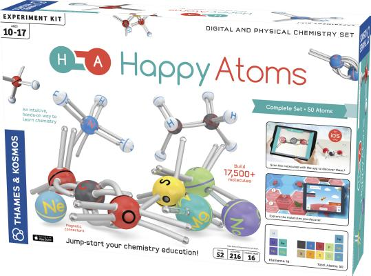 Happy Atoms Comp Set (50 Atoms (Chemistry) Cover Image