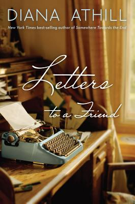 Letters to a Friend Cover