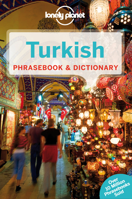 Lonely Planet Turkish Phrasebook & Dictionary 5 Cover Image