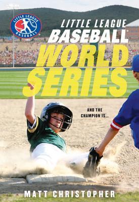 Baseball World Series (Little League #5) Cover Image