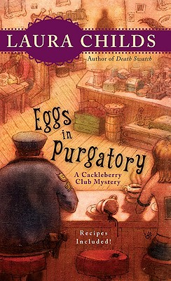 Eggs in Purgatory (A Cackleberry Club Mystery #1) Cover Image