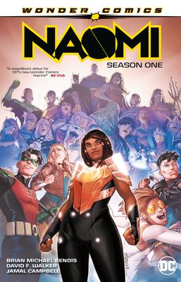 Naomi: Season One Cover Image