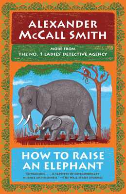 How to Raise an Elephant: No. 1 Ladies' Detective Agency (21) Cover Image