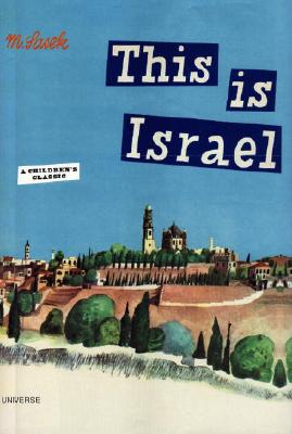 This is Israel: A Children's Classic Cover Image