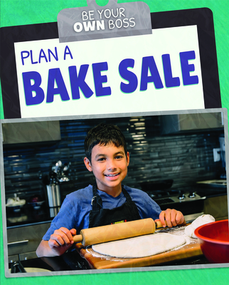 Plan a Bake Sale Cover Image