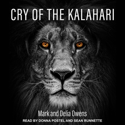 Cry of the Kalahari Cover Image