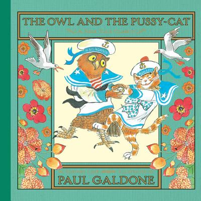 The Owl and the Pussycat (Paul Galdone Classics) Cover Image
