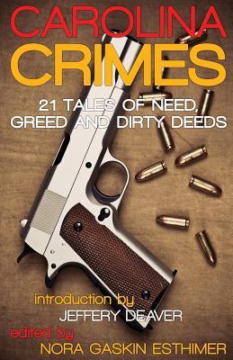 Cover for Carolina Crimes