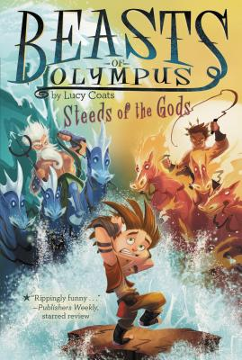 Steeds of the Gods #3 (Beasts of Olympus #3) Cover Image
