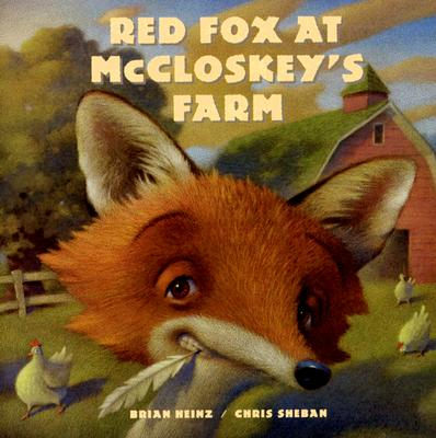 Red Fox at McCloskey's Farm Cover