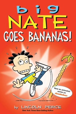 Big Nate Goes Bananas! Cover Image