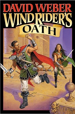 Cover for Wind Rider's Oath (The Bahzell)